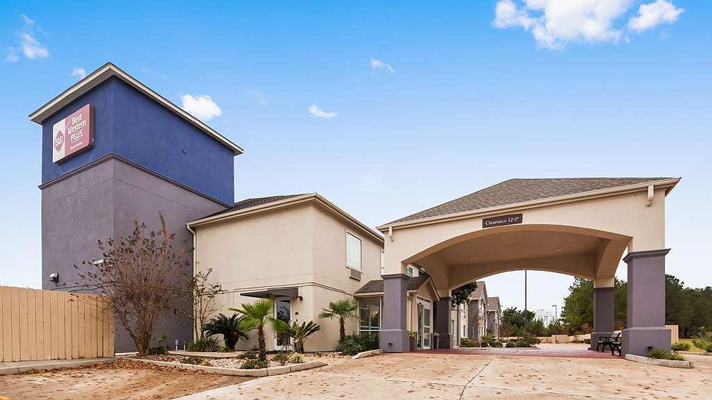 Best Western Plus DeRidder Inn & Suites - Vue extérieure