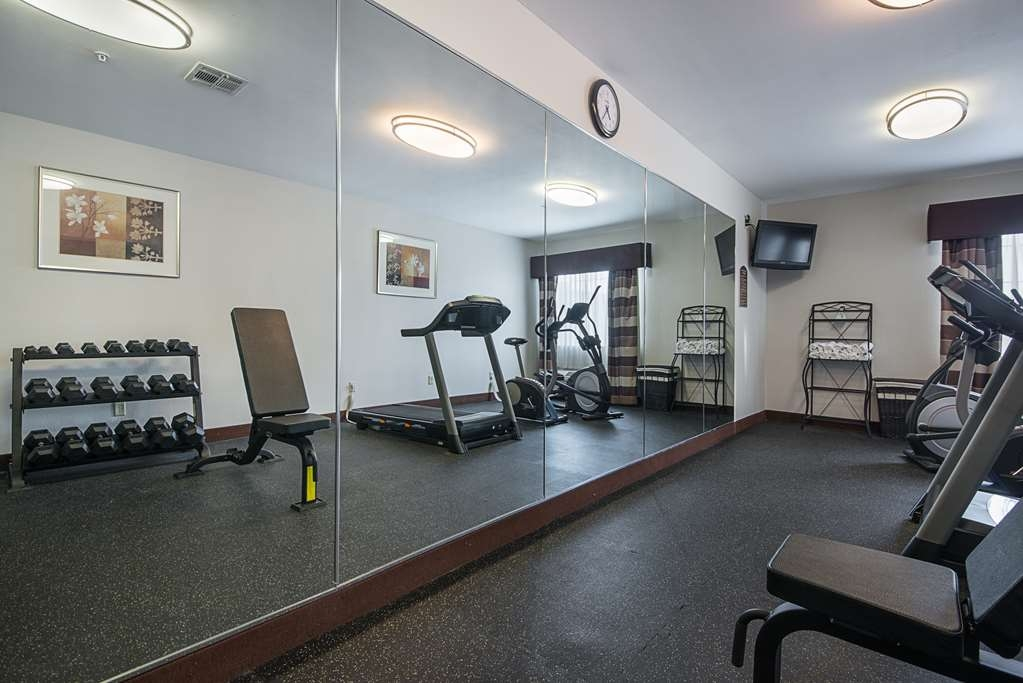 Best Western Plus DeRidder Inn & Suites - Fitnessklub