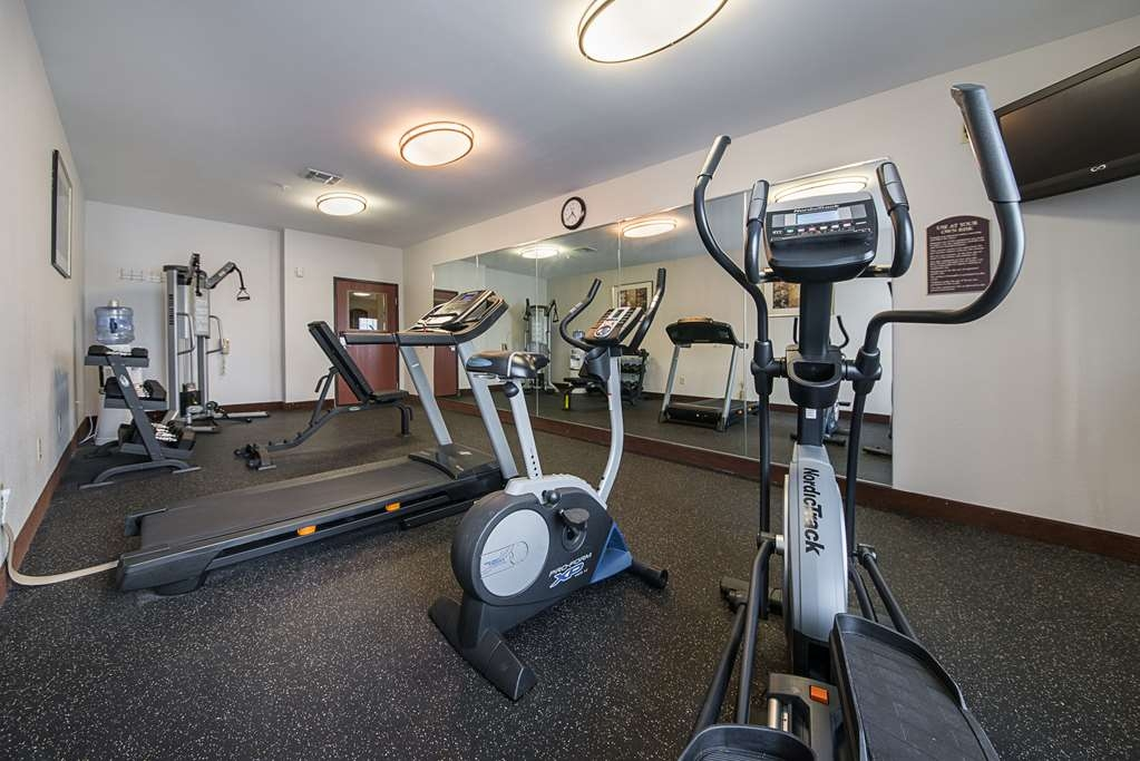 Best Western Plus DeRidder Inn & Suites - Fitnessstudio