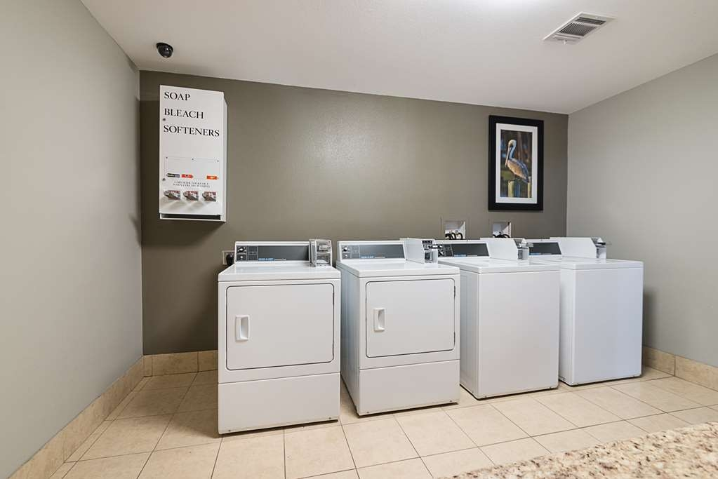 Best Western Plus DeRidder Inn & Suites - waschsalon