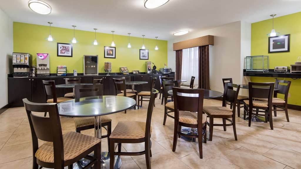 Best Western Plus DeRidder Inn & Suites - Restaurant / Gastronomie