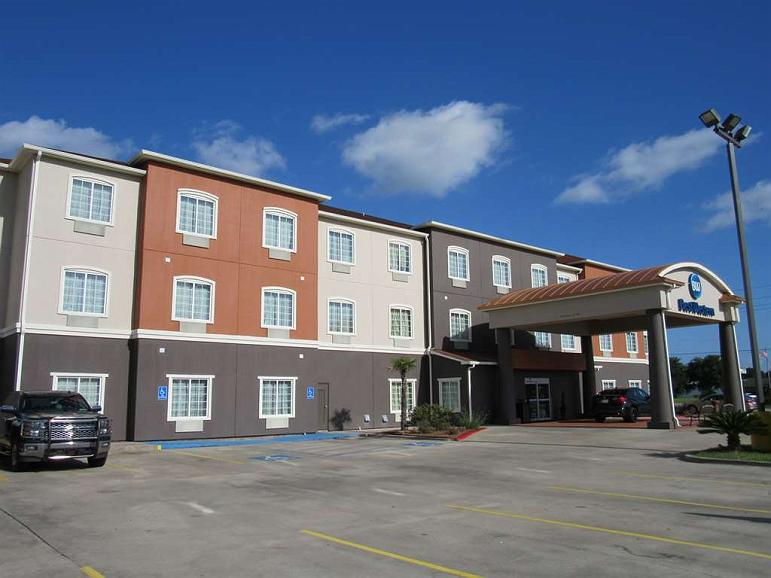Best Western Abbeville Inn & Suites - Area esterna
