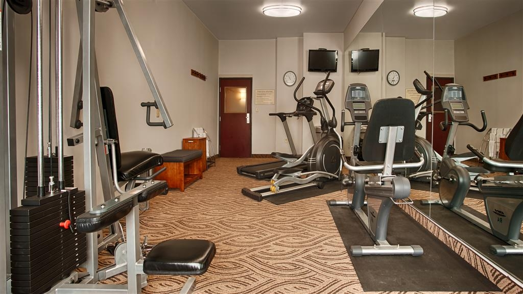 Best Western Abbeville Inn & Suites - Fitnessstudio