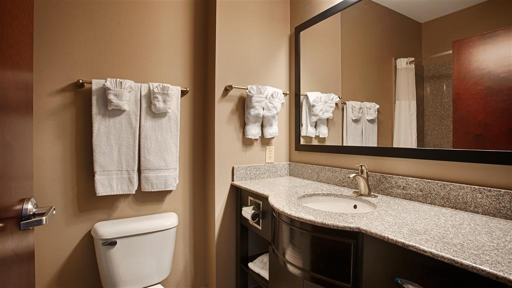 Best Western Abbeville Inn & Suites - We know you will enjoy our upgraded amenities.