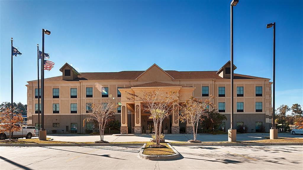 Best Western St. Francisville Hotel - Area esterna