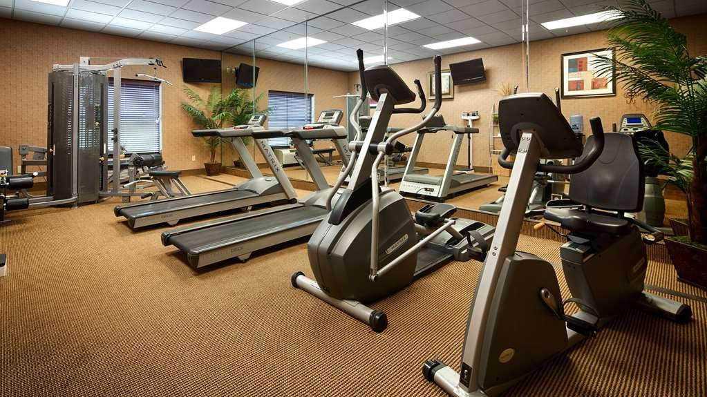 Best Western St. Francisville Hotel - Fitness Center