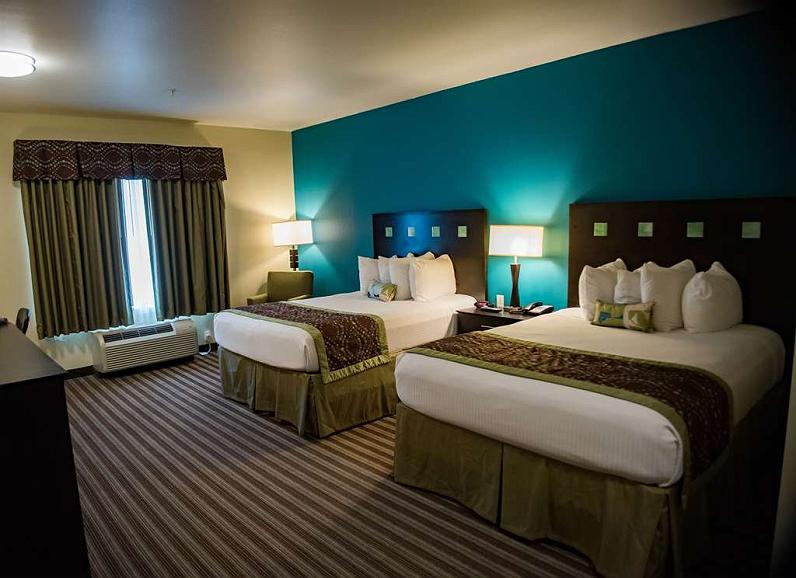 Cuscino Ad Aria Fitness.Hotel A Mansfield Best Western Plus Desoto Inn Suites