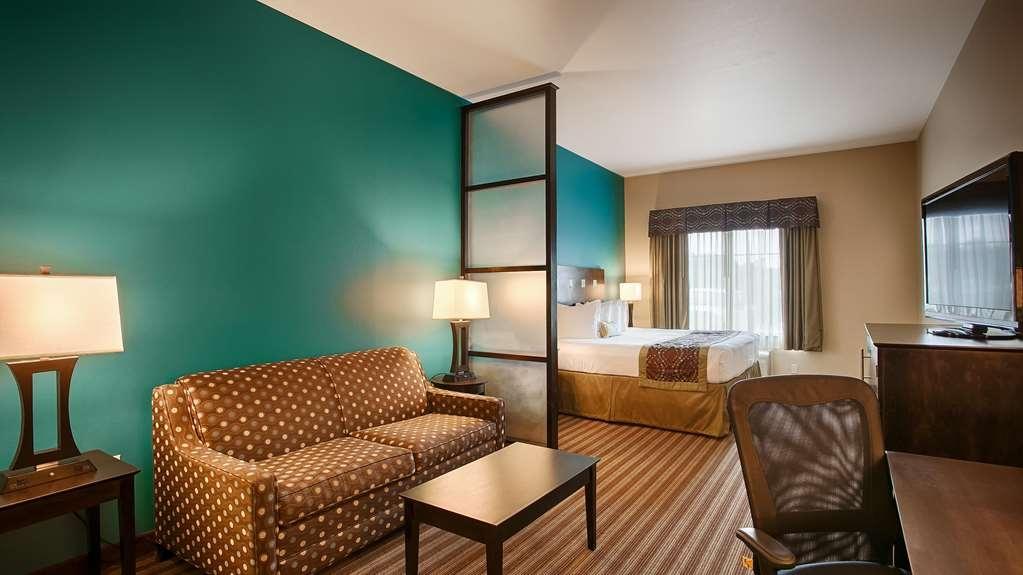 Best Western Plus DeSoto Inn & Suites - Chambres / Logements