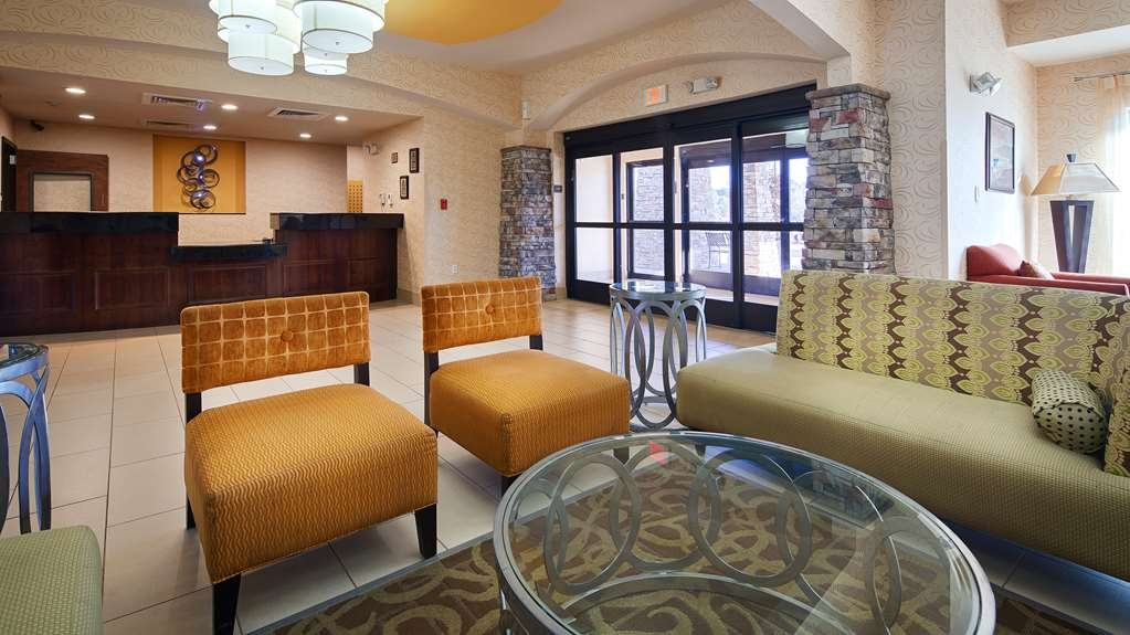 Best Western Plus DeSoto Inn & Suites - Lobbyansicht