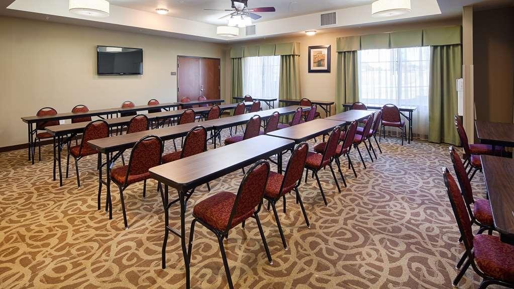 Best Western Plus DeSoto Inn & Suites - Salle de réunion