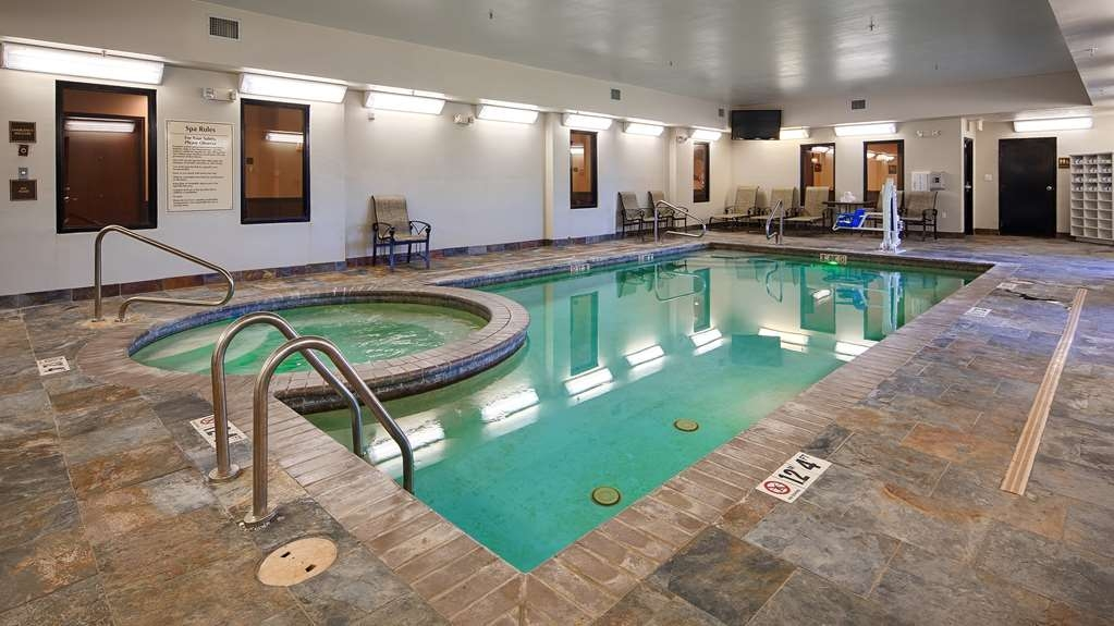 Best Western Plus DeSoto Inn & Suites - Fitnessstudio