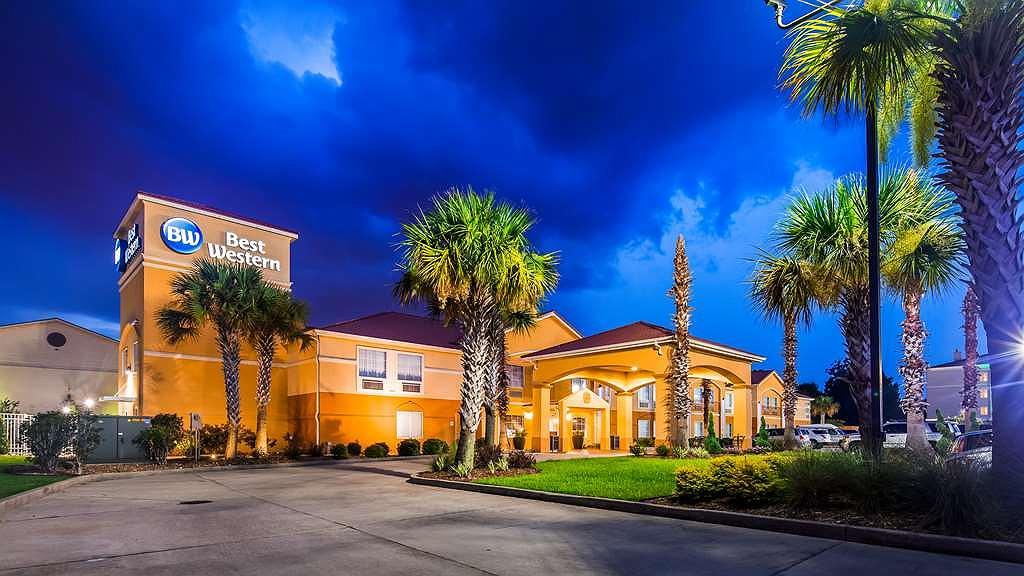 Best Western Lafayette Inn - Vista exterior