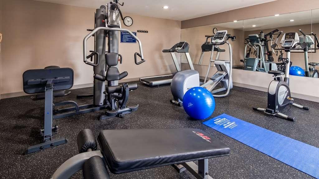 Best Western Lafayette Inn - Fitness Center