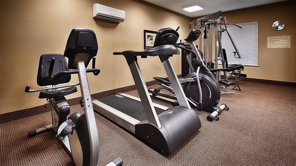 Best Western Plus Chalmette Hotel - Centre de fitness