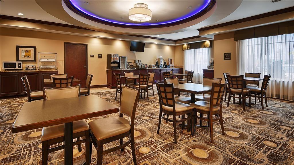 Best Western Plus Chalmette Hotel - Restaurant