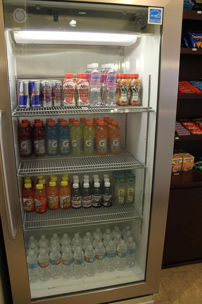 Best Western Plus Chalmette Hotel - Stop by the Sundry Shop to purchase drinks!