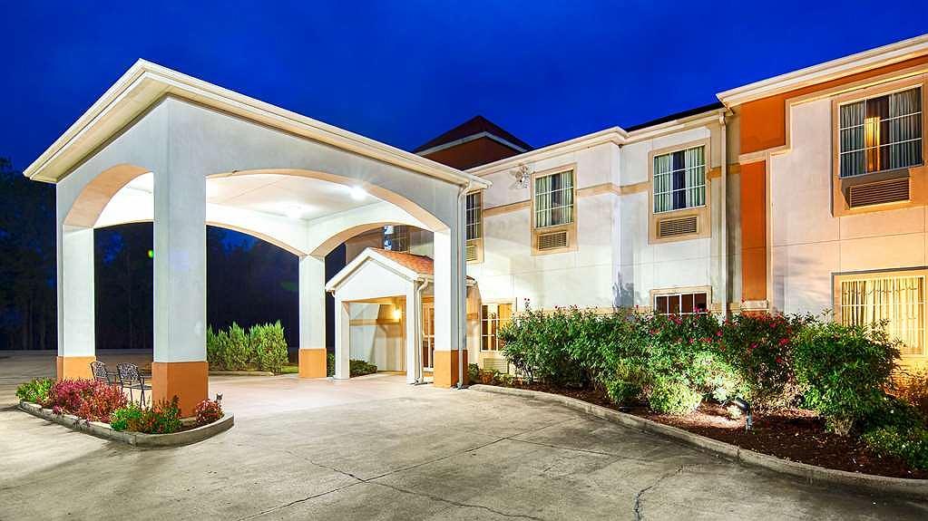 Best Western Oakdale Inn - Aussenansicht