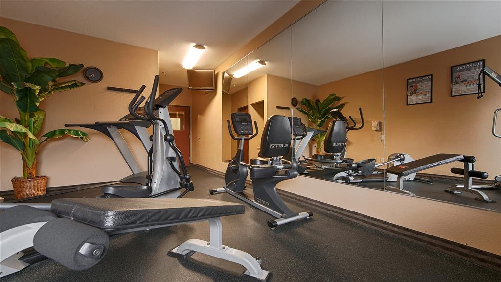 Best Western Oakdale Inn - Fitness Center