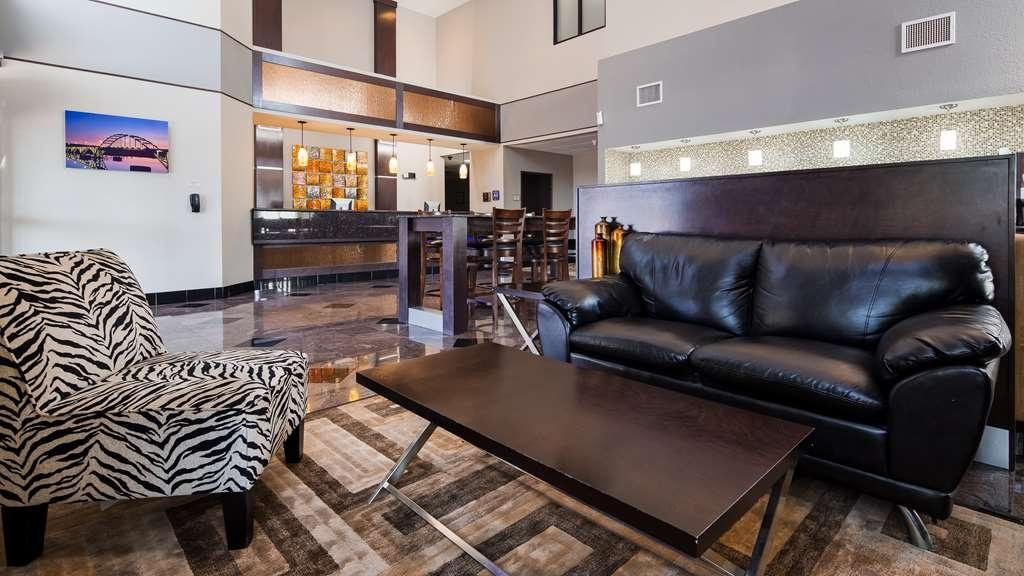 Best Western Bayou Inn & Suites - Lobbyansicht