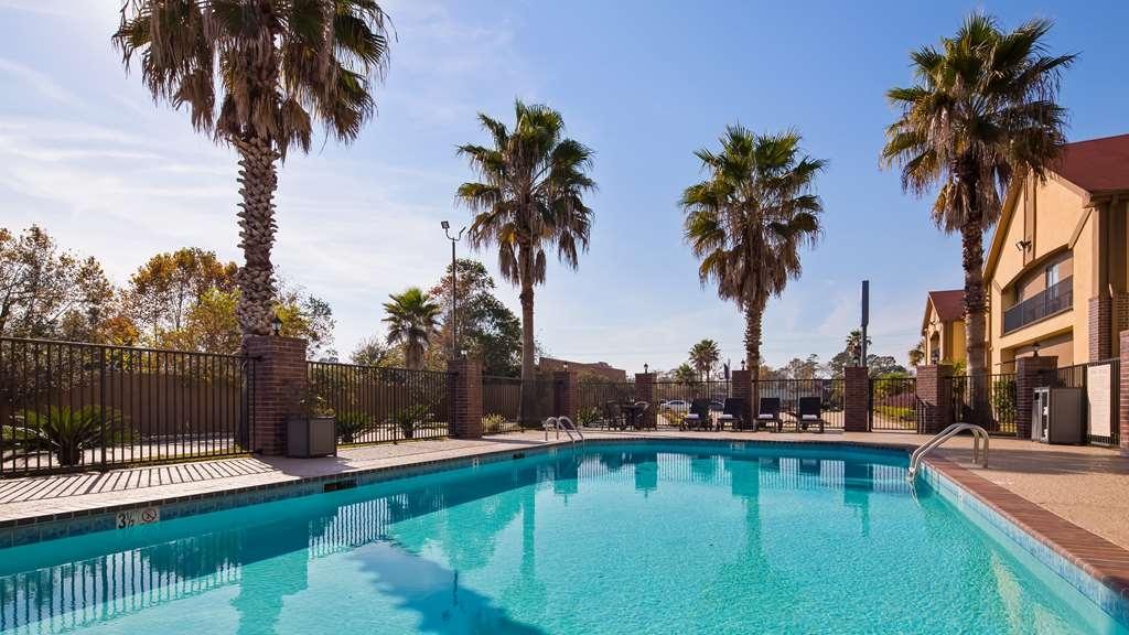 Best Western Bayou Inn & Suites - Poolansicht