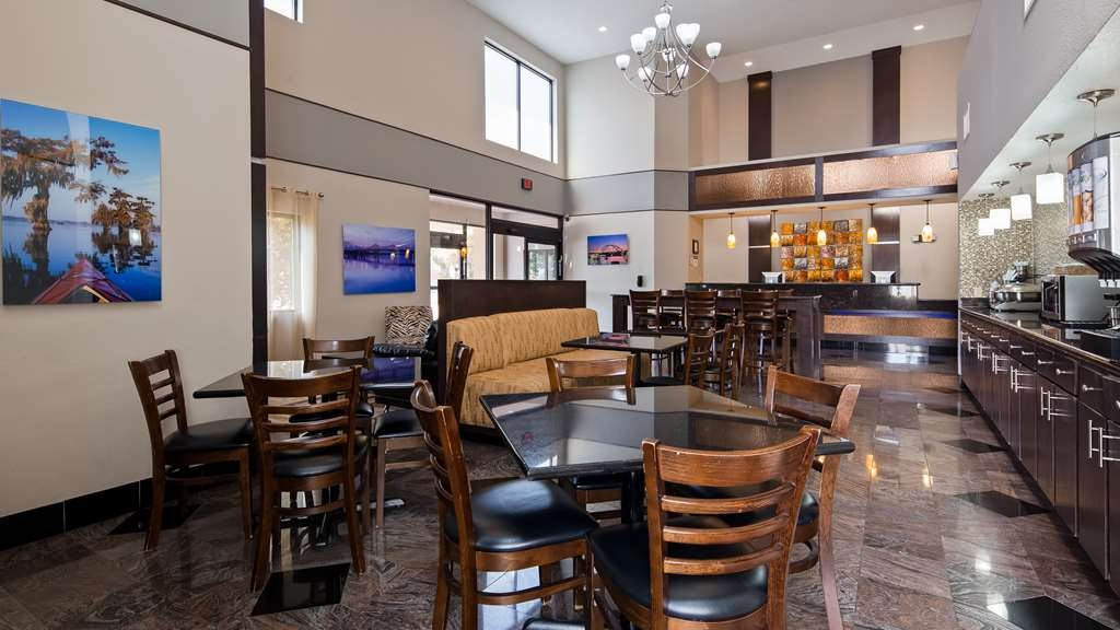 Best Western Bayou Inn & Suites - Restaurant / Etablissement gastronomique