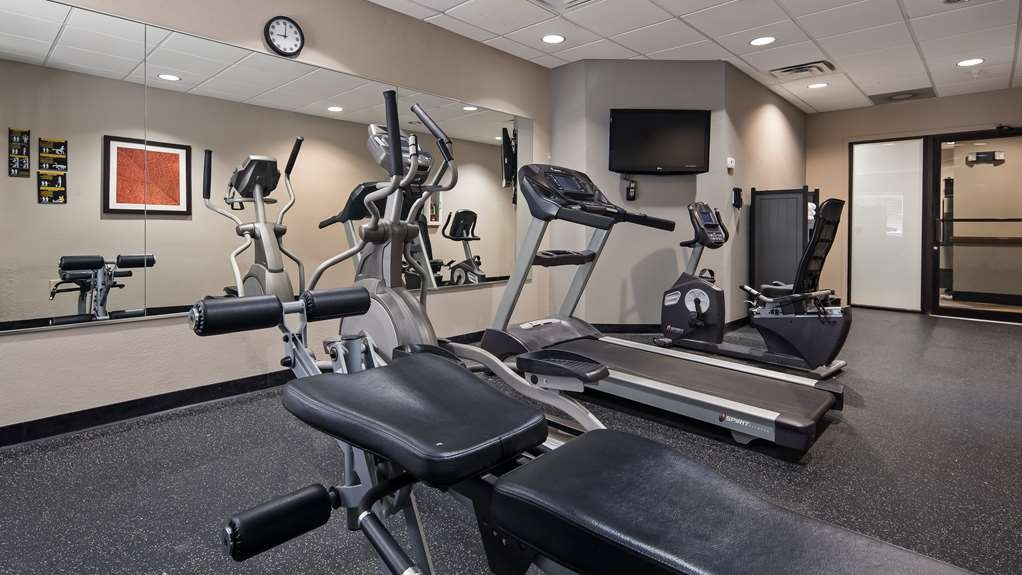 Best Western Bayou Inn & Suites - Club de remise en forme