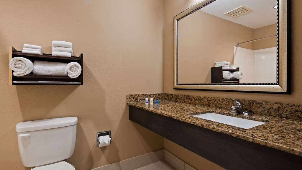 Best Western Bayou Inn & Suites - Chambres / Logements