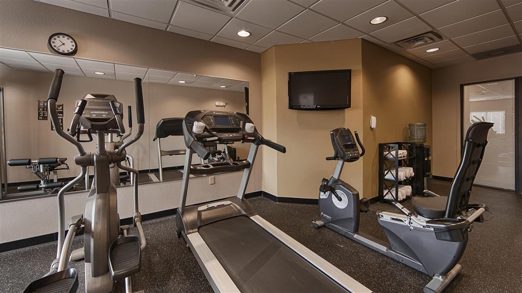 Best Western Bayou Inn & Suites - Fitnessklub