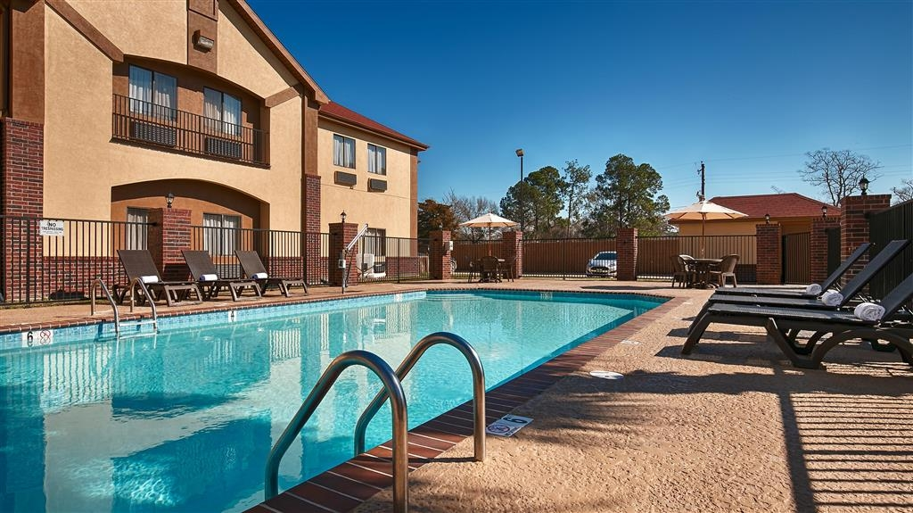 Best Western Bayou Inn & Suites - Piscine