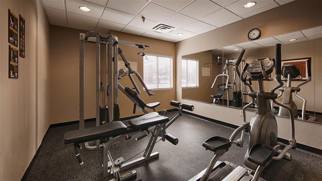 Best Western Bayou Inn & Suites - Centro benessere