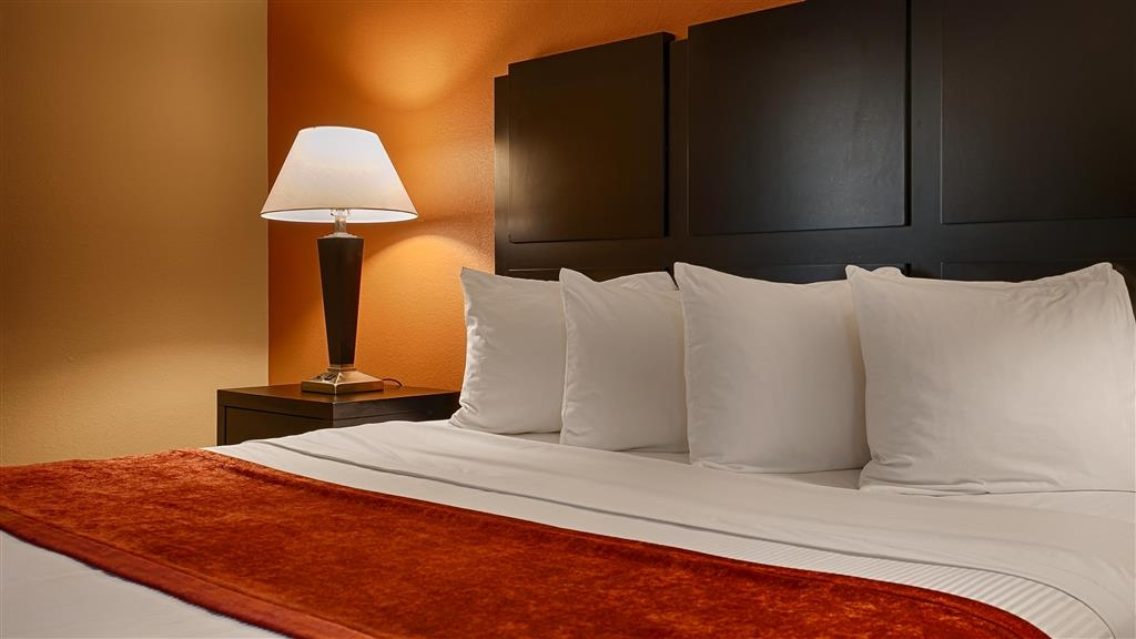 Best Western Bayou Inn & Suites - Chambre