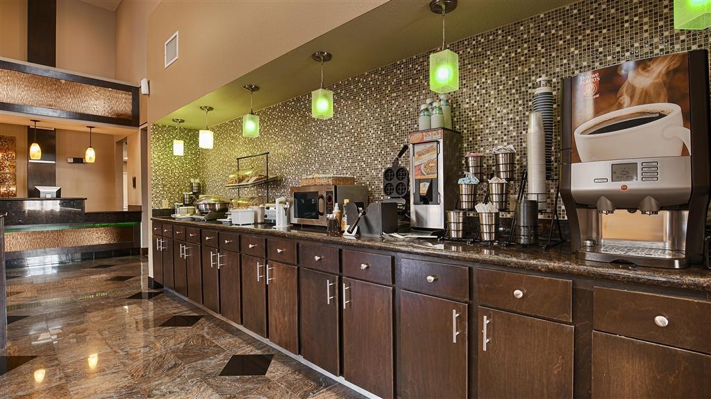 Best Western Bayou Inn & Suites - Colazione a buffet