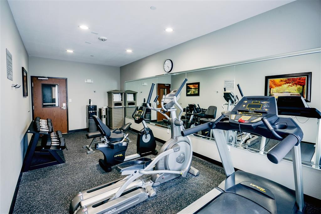 Best Western Casino Inn - Fitness Center