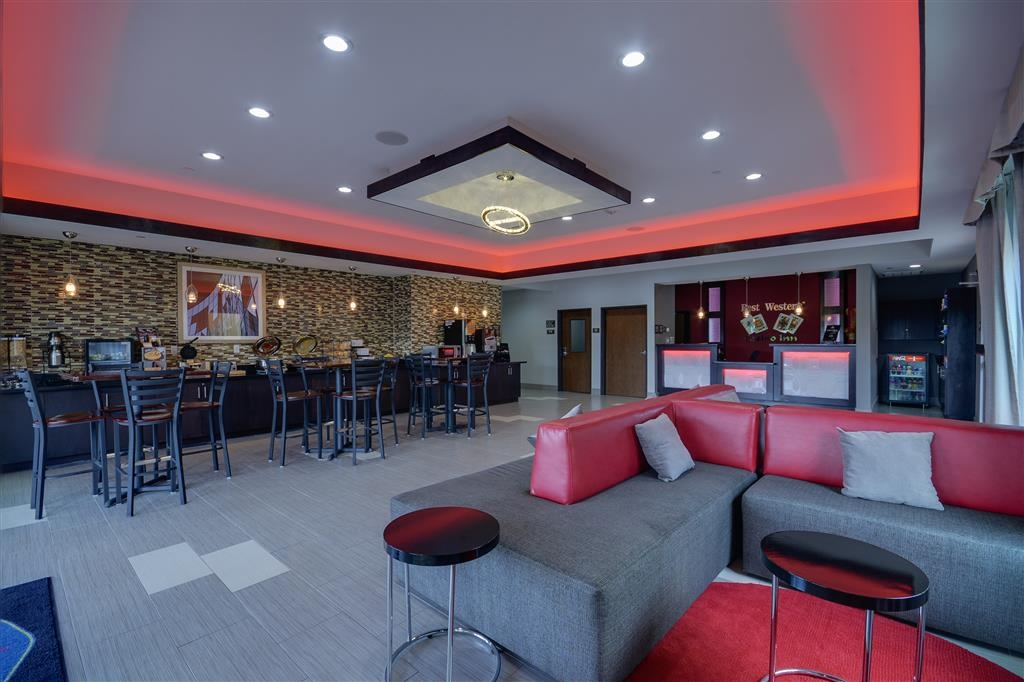 Best Western Casino Inn - Vue du lobby