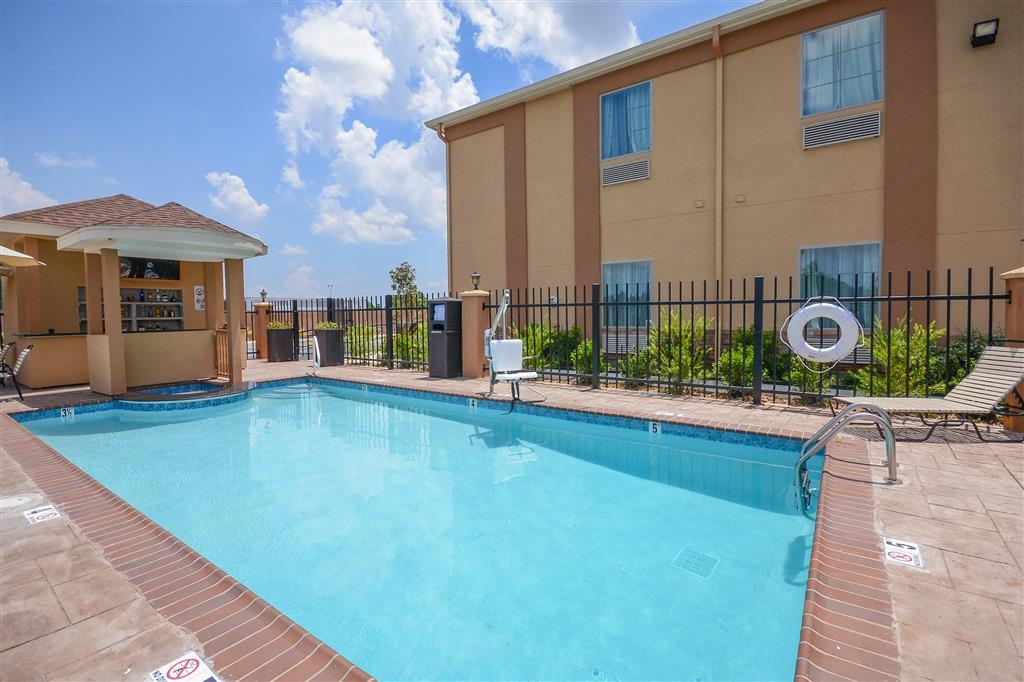 Best Western Casino Inn - Vue de la piscine