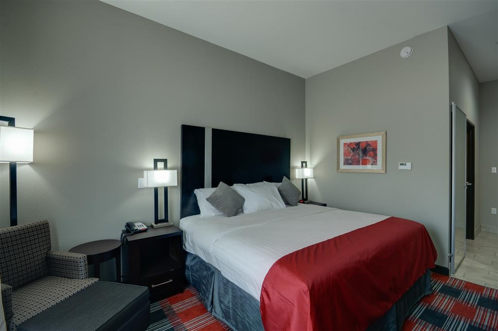 Best Western Casino Inn - King Room