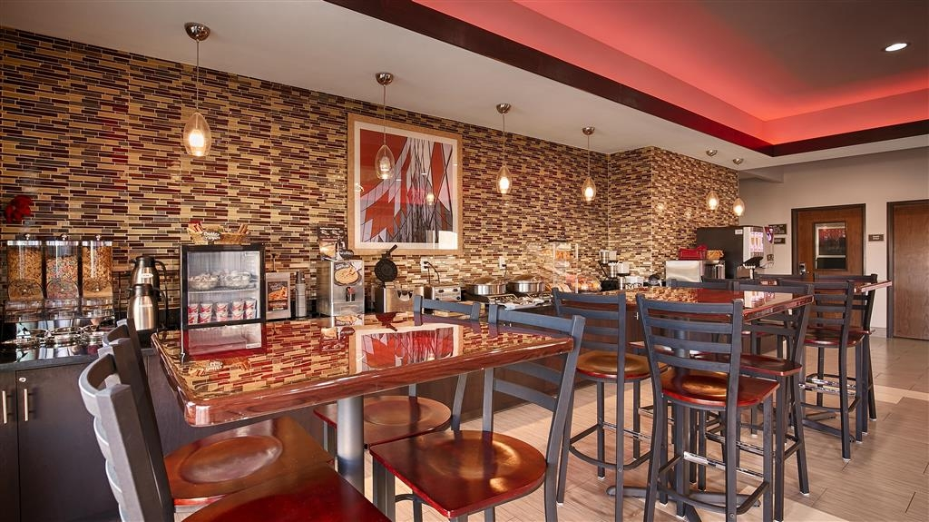 Best Western Casino Inn - Bar de petit déjeuner