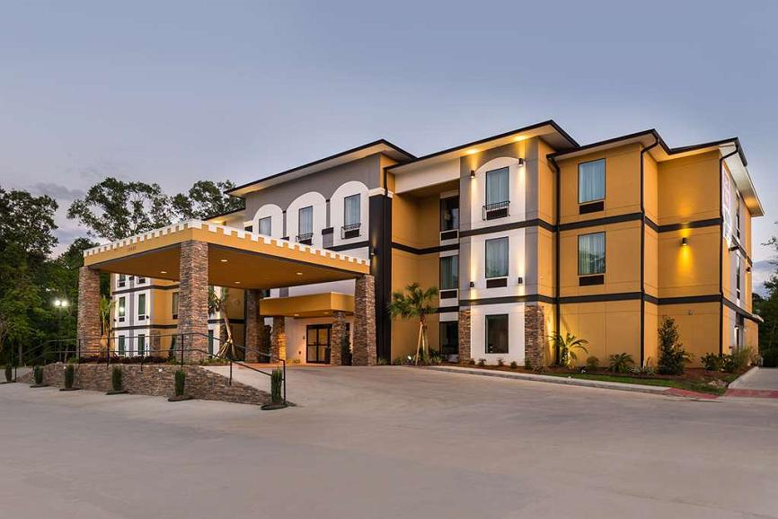 Best Western Plus Regency Park Hotel - Vista exterior