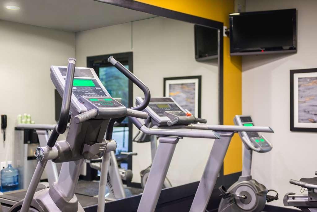 Best Western Plus Regency Park Hotel - Fitnessstudio