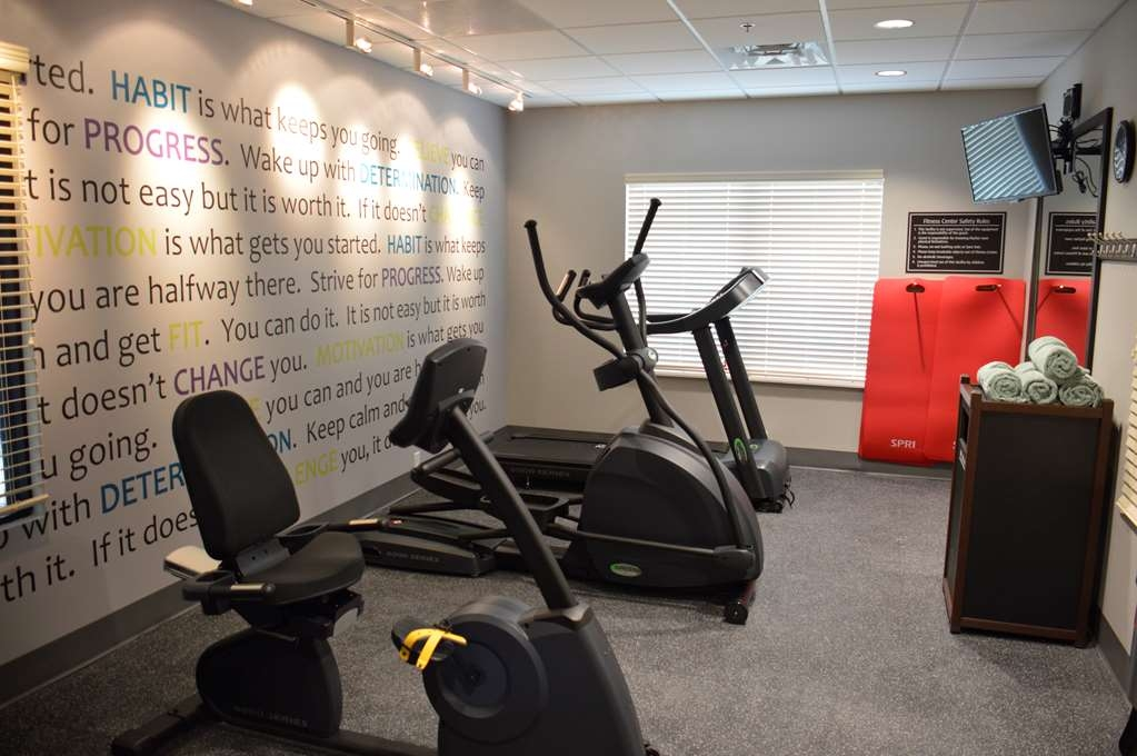 Best Western Plus Prien Lake Inn & Suites - Fitnessstudio