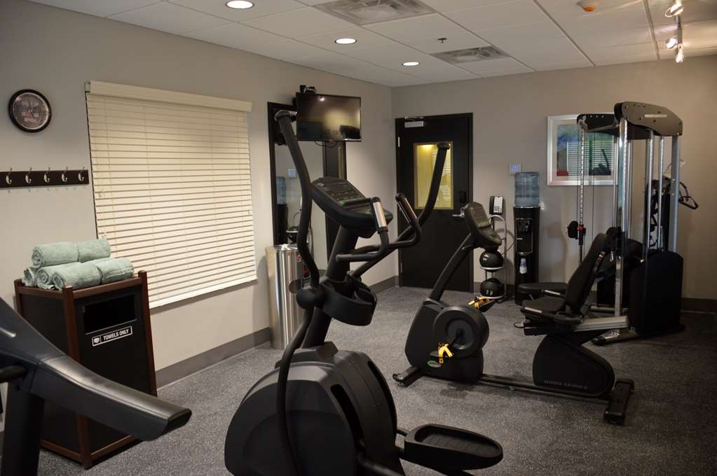 Best Western Plus Prien Lake Inn & Suites - fitnessraum