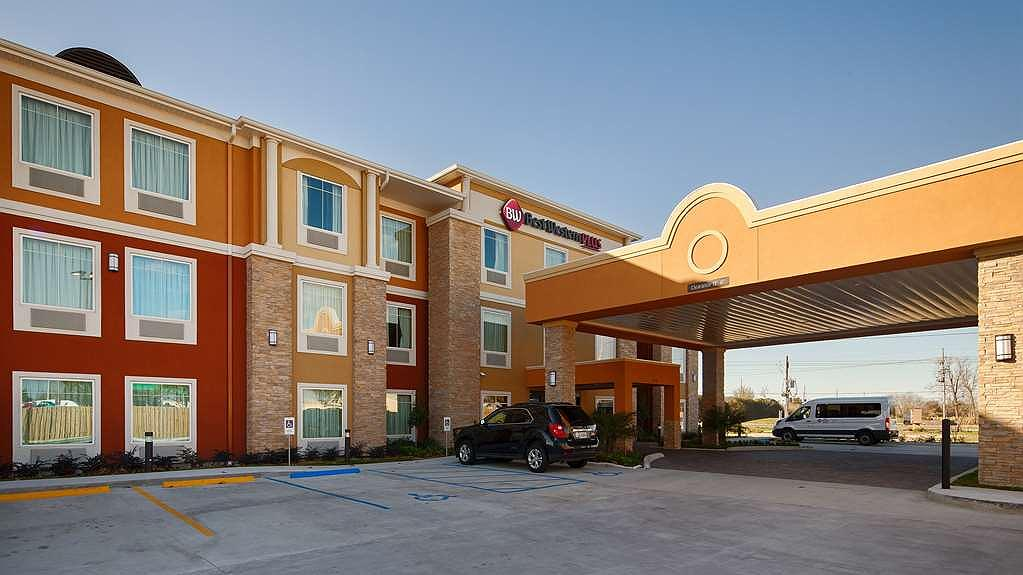 Best Western Plus New Orleans Airport Hotel - Area esterna