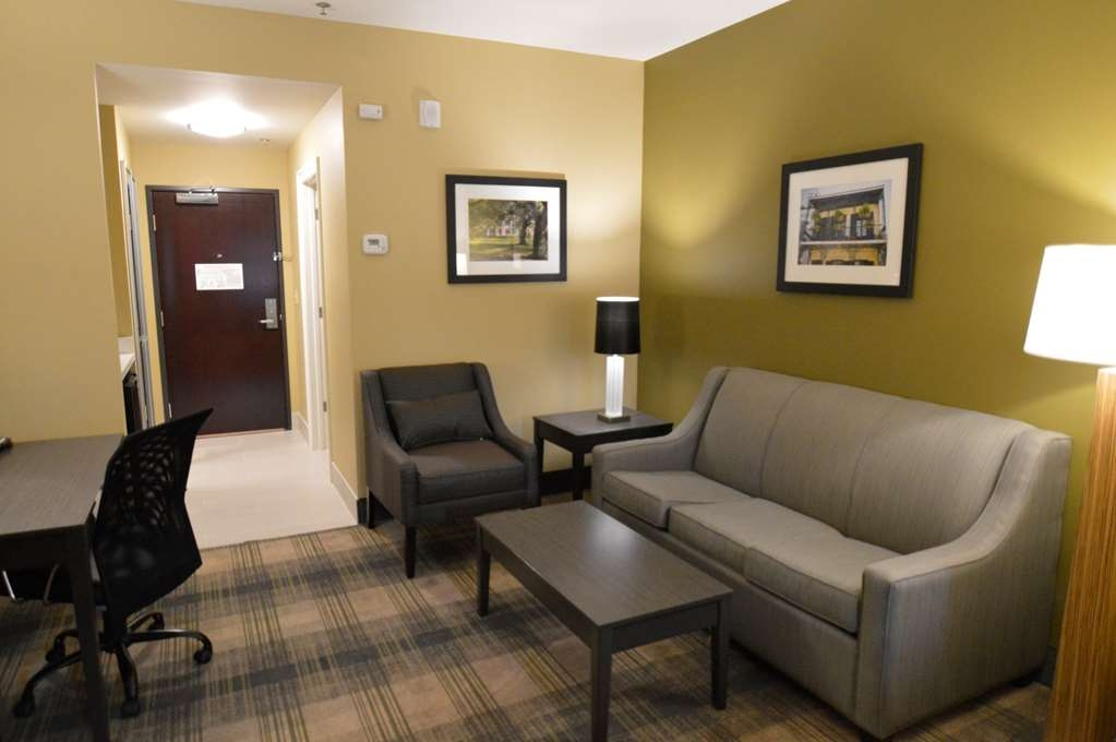 Best Western Plus New Orleans Airport Hotel - suite -característica