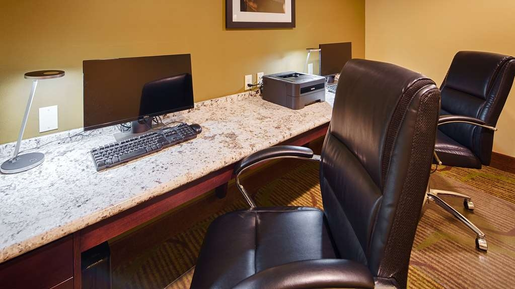 Best Western Plus New Orleans Airport Hotel - centro de negocios-característica