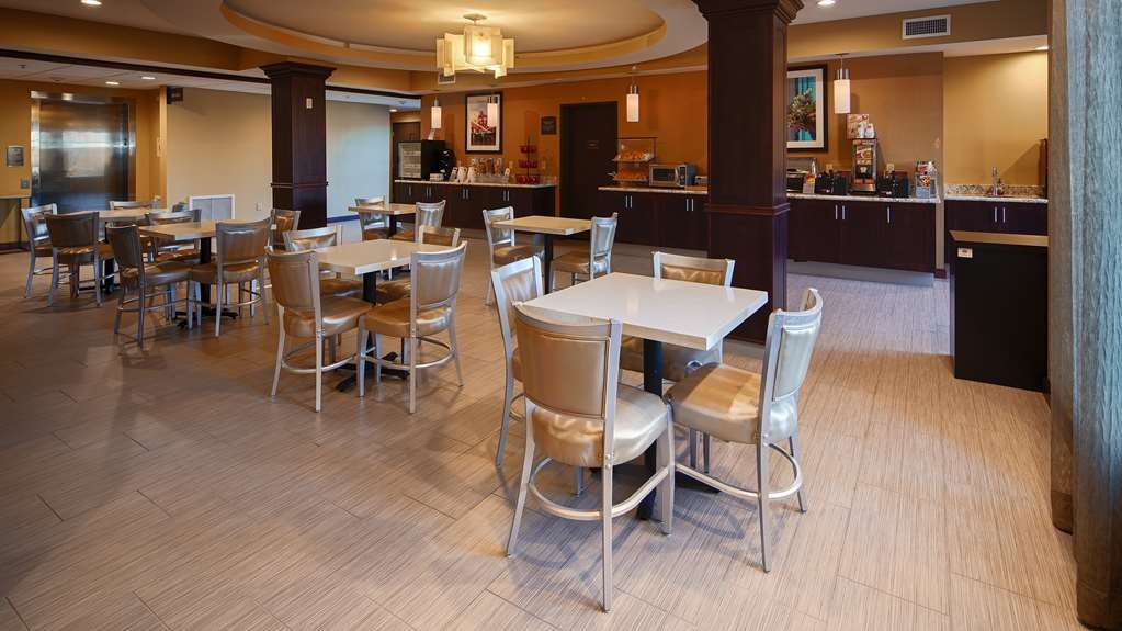 Best Western Plus New Orleans Airport Hotel - Restaurante/Comedor