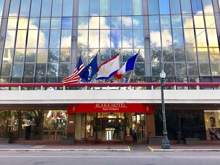 Blake Hotel New Orleans, BW Premier Collection - Aussenansicht