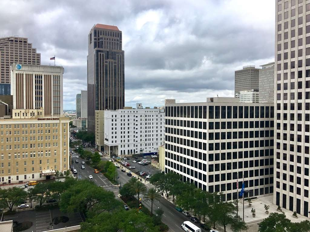 Blake Hotel New Orleans, BW Premier Collection - Enjoy stunning downtown views from our modern guest rooms.