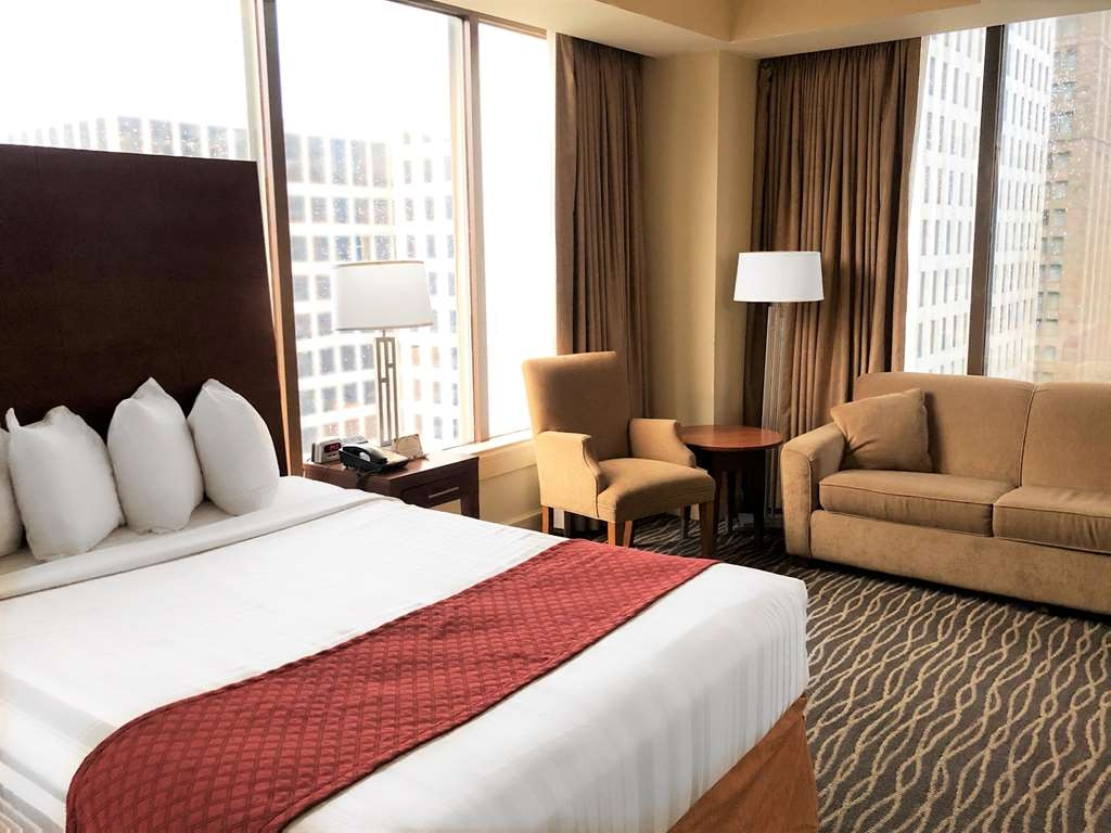 Blake Hotel New Orleans, BW Premier Collection - Chambres / Logements