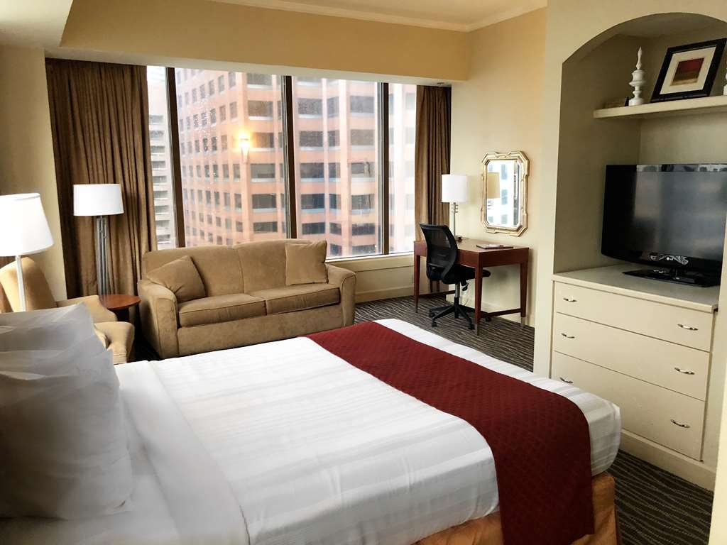 Blake Hotel New Orleans, BW Premier Collection - Camere / sistemazione