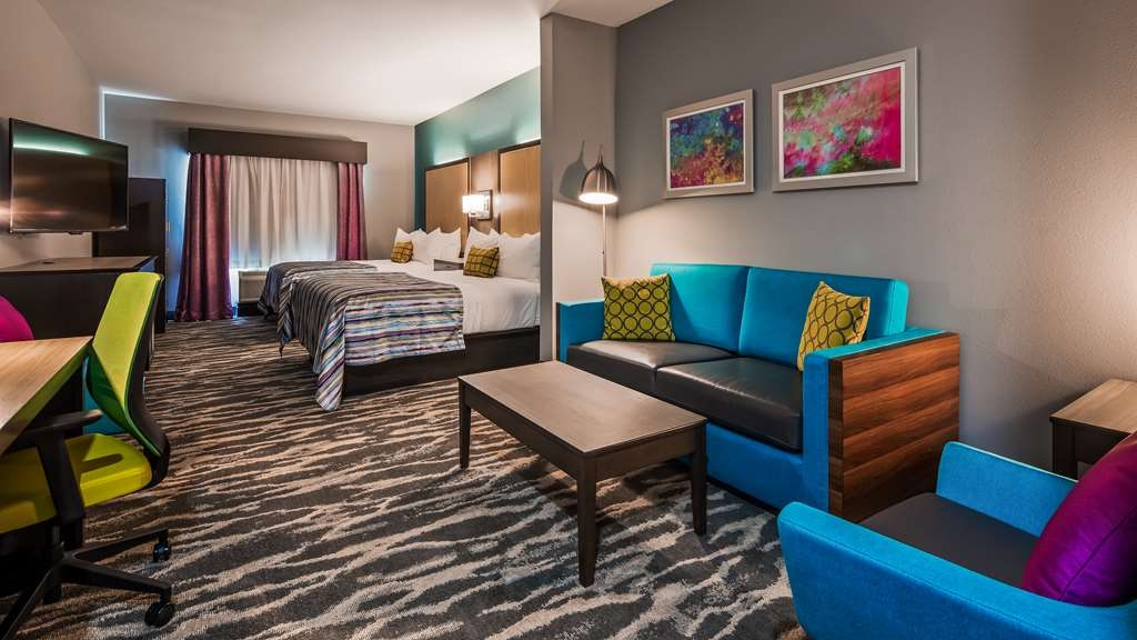 Best Western Plus Ruston Hotel - Guest Room